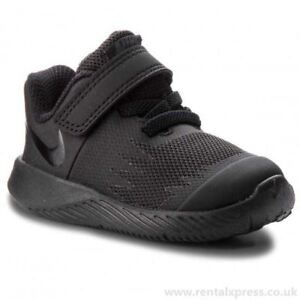 630a1e4a950 Image is loading Nike-Toddlers-Star-Runner-TDV-Black-Black-Sneakers-