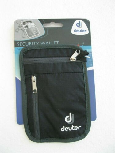 Deuter Security Wallet I 39200-7410-0 poitrine sachet 17 x 12 cm