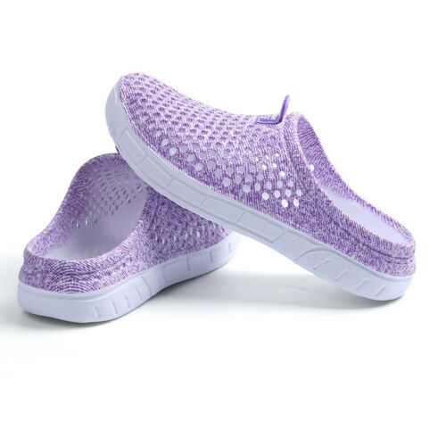 Womens Beach kitchen Nurse Clogs Ladies Sandals Shoes Breathable Garden Summer