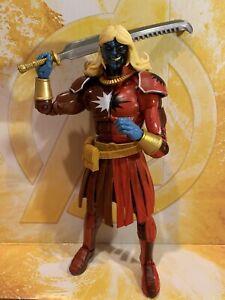 "Marvel Legends 6/"" Inch Cull Obsidian BAF Wave Thor Malekith Loose Complete"