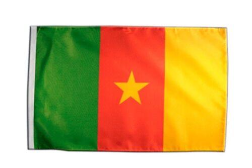 Cameroun Bannière camerounais Drapeaux Drapeaux 30x45cm