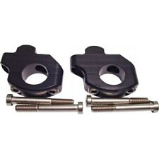Klemmsatz Lenker schwarz 22mm 30mm Höhe