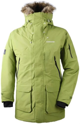 Didriksons Marcel Mens Waterproof Insulated Parka New Season