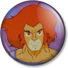 Thundercats Lion-o 25mm Pin Button Badge Kids Cartoon Retro Vintage Lion Liono
