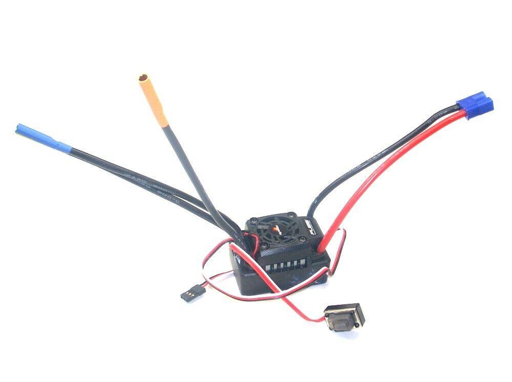 Horizon Losi RTE-SCTE 1 10 4wd dyn4955 Fuze regulador 130a WP ESC TLS ®