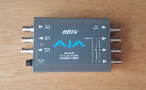 AJA HD10MD3 HD-SDI DIGITAL CONVERTER