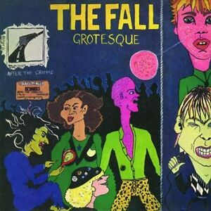 The-Fall-Grotesque-after-The-Gramme-New-Vinyl