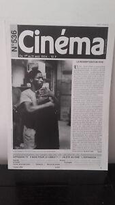 Cinema - N°536 - 1 Au 31 Agosto 1994 - La Redemption di Un Babbo