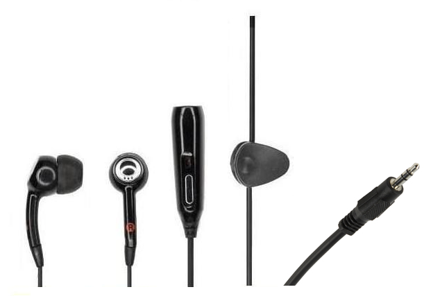 Kit Piéton Main Libre Stéréo~ Nokia C2-01 / C2-02 / C2-03 / C2-05 Touch and Type