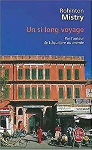 Un-Si-Long-Voyage-Ldp-Litterature-Edicion-Francesa-Libro-en-Rustica-R