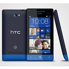 New HTC Windows Phone 8S - 4GB (Unlocked) Smartphone - Blue