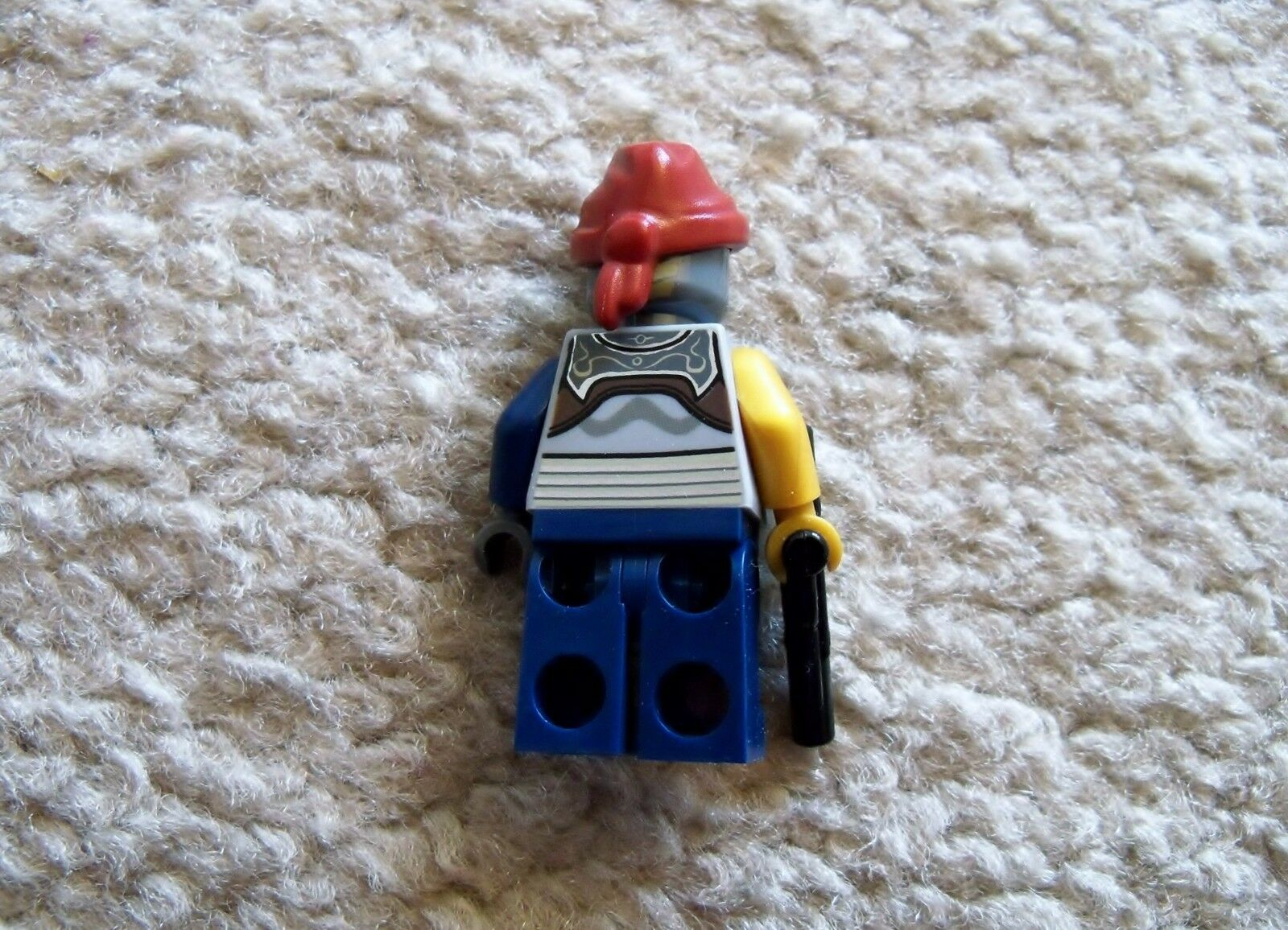 LEGO Star Wars Clone Wars - Pirate From Shahan Alama Minifig with Weapon - From Pirate 8128 216f7f
