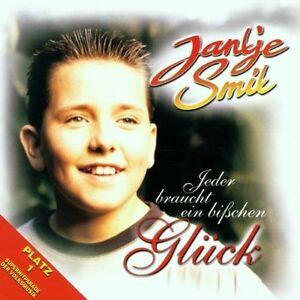 Jantje-Smit-Jeder-braucht-ein-bisschen-Glueck-1999-CD