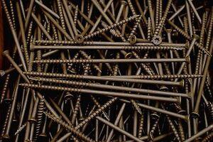 100-Torx-T25-Star-Flat-Head-10-x-6-Deck-Screw-ACQ-Lumber-Wood-Type-17