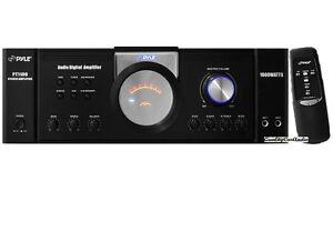 Pyle-PT1100-1000-Watt-4-Channel-3U-Power-Amplifier-VFD-Display-W-Remote