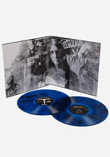 "NIRVANA 2X 12"" Blue Black Swirl Color vinyl LP BLEACH DELUXE Live record album"