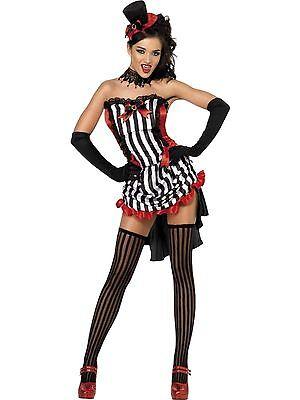 Carnevale/Halloween Costume Donna Vampiro/Vampiressa 32953 tg. M