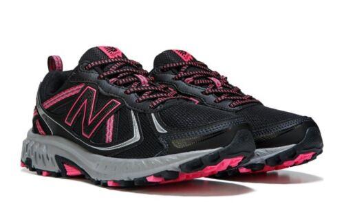 NIB Women/'s New Balance 410 V5 TRAIL RUNNING SHOES Med/&D 412 510 612 450 Bk Rd