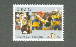 CompéTent Irlande-irish Sports-jets-athlétisme-football 1997 Neuf Sans Charnière 1108--athletics-football 1997 Mnh 1108fr-fr Afficher Le Titre D'origine