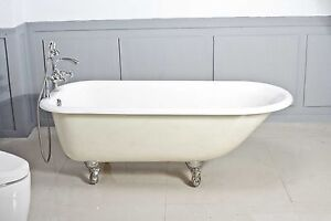 NEW-cast-iron-claw-foot-bath-1710-EXCLUSIVE-BATH-SUPPLIERS-SINCE-1976