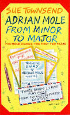 1 of 1 - Adrian Mole: From Minor to Major (The Mole Diaries: The First Ten Years), Sue To