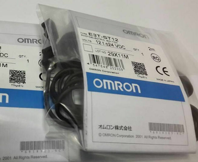 Fst   NEW IN BOX OMRON E3T-ST21