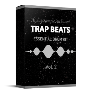 Details about Trap Beat Essentials DRUM KIT Sample Pack Vol  2 Hip Hop TRAP  808 Wav FL Studio