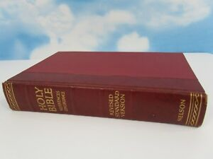 Nelson-Holy-Bible-Revised-Standard-Version-References-Concordance-1959