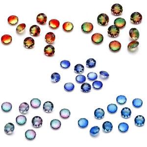 New-7-MM-1-1-CT-Marquise-Round-Loose-Gemstones-Watermelon-Tourmaline-Wholesale