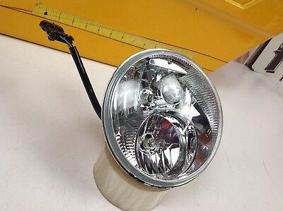 "97-17 Genuine OEM Harley Touring 7/"" Dual HeadLight Head Lamp 67700064"