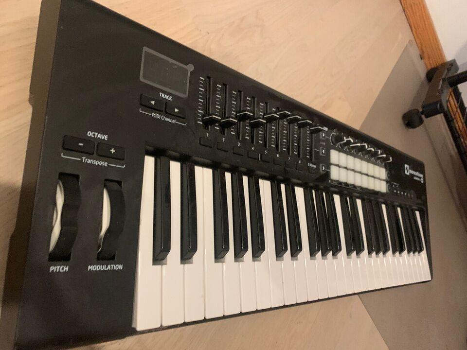 Keyboard, Novation Launchkey 49 MK2
