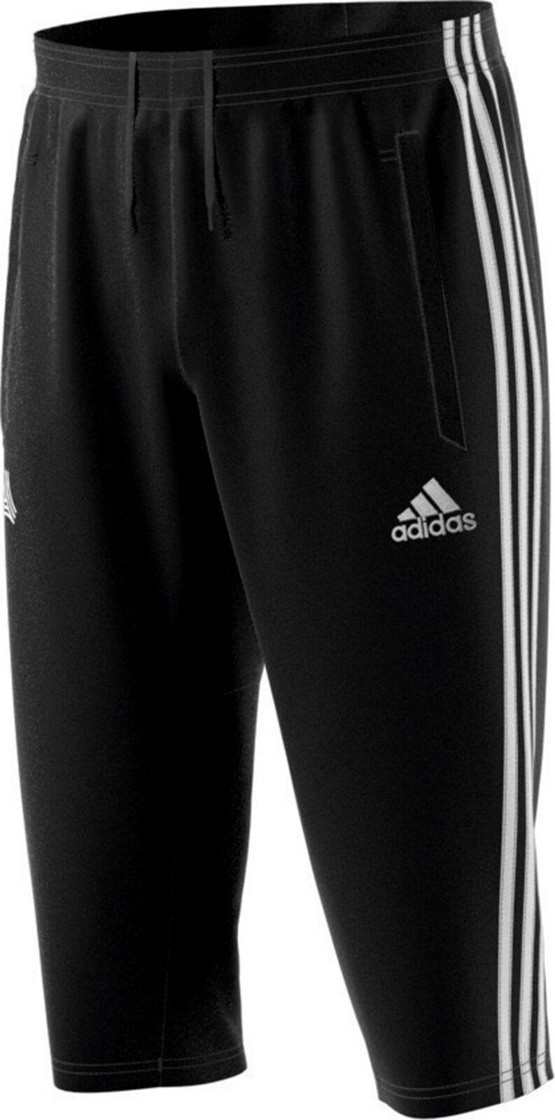 Adidas Performance Herren 3 4 4 4 Jogginghose TANC TRG 3 4 PN schwarz weiß (AZ6083) f72cb7