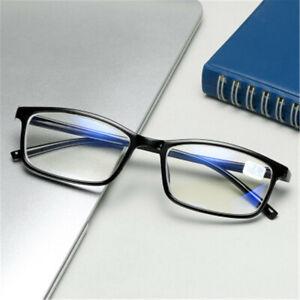 1-00-4-0-Diopter-Ultra-Light-Resin-Blue-Film-Myopia-Glasses-Eyeglasses