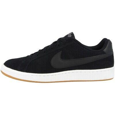 Nike Court Royale Suede Schuhe Herren Retro Freizeit Sneaker black 819802 013 | eBay