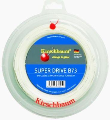 (0,27 €/m) Kirschbaum Super Drive B73 200 M Corde Da Badminton-n It-it