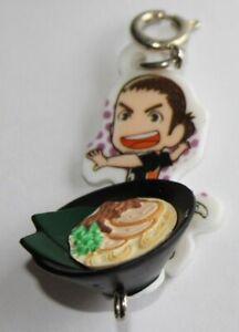 Haikyuu! Nishinoya Yu Tsunagaru Food Mascot Gashapon Fastener