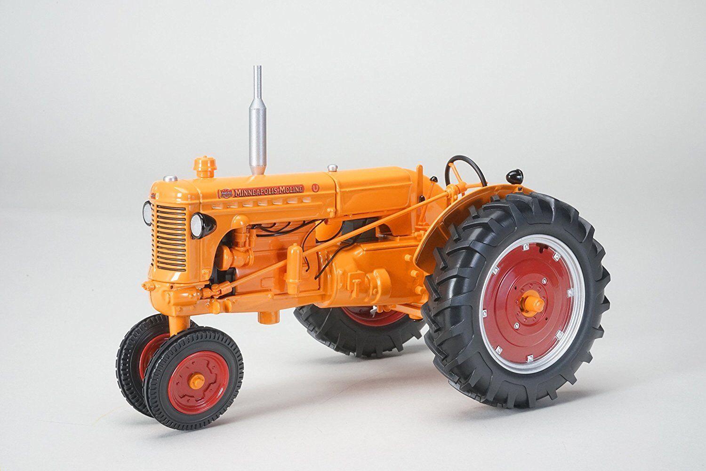 MINNEAPOLIS-MOLINE U Narrow-Front de gaz tracteur modèle 1 16 - SPECCAST-SCT 568