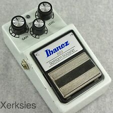 Ibanez BB9 Bottom Booster Distortion Guitar Effects Pedal Stomp Box BB 9 3646
