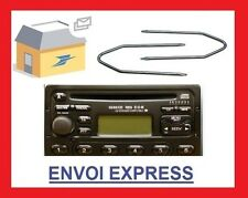 Clés clef extraction autoradio ford galaxy de 2002 - cles demontage FORD
