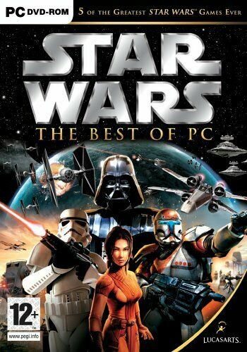 Star Wars Best of PC Pack PC NEW And Sealed - Avis StarWars