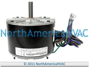 A.O.Smith York Condenser FAN MOTOR 1/8 HP F48M21A50 | eBay on