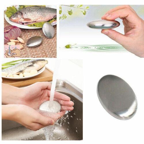 Edelstahl Seife Entferner Küchen bar Hand Beseitigung von Geruch Einfach Raus H