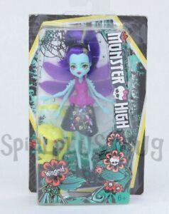 Monster High FCV48 Garten Ghouls Winged Critters Wingrid Puppe