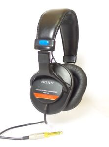 sony mdr v6 monitor series headphones ccaw voice coil made in japan 27242402980 ebay. Black Bedroom Furniture Sets. Home Design Ideas