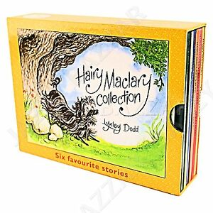 Hairy-Maclary-and-Friends-6-Books-Box-Set-Collection-Kids-Story-Lynley-Dodd
