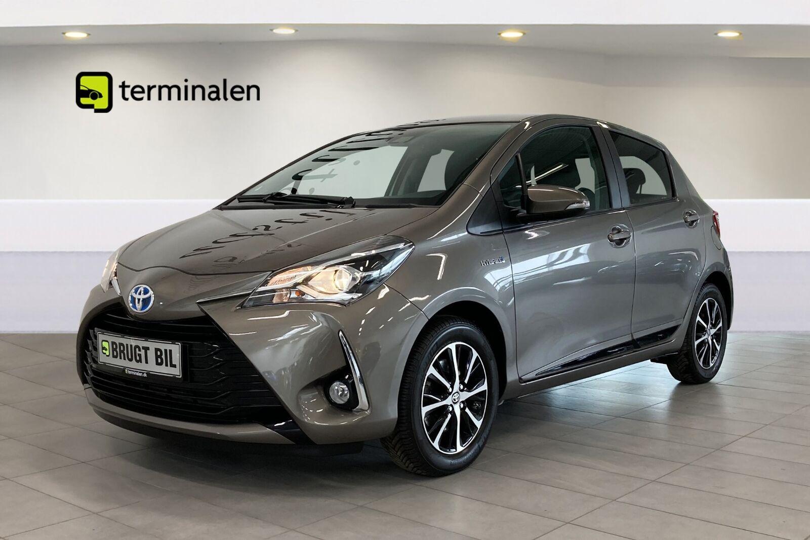 Toyota Yaris 1,5 Hybrid H2 Premium e-CVT 5d - 152.900 kr.