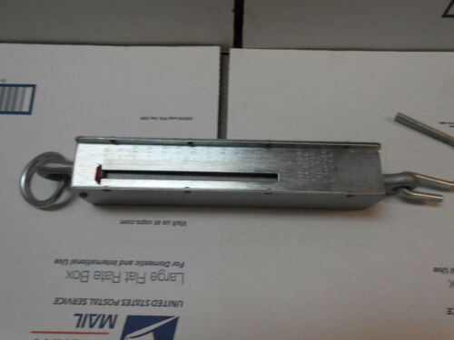 SD-50 HANGING SCALE 0-50LBS NEW OLD STOCK