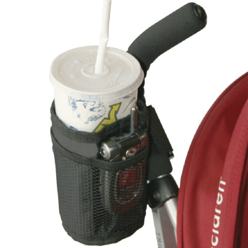 Heiß Kinderwagen Flaschenhalter Babyflasche Getränkehalter Taschen Stroller vT