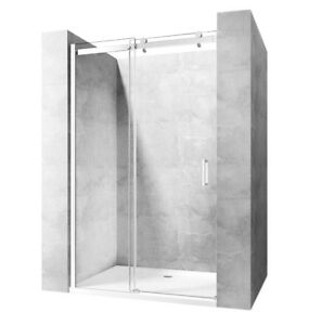 porte de douche coulissante nixon 110 120 130 140 150 x 190 haute qualite ebay. Black Bedroom Furniture Sets. Home Design Ideas