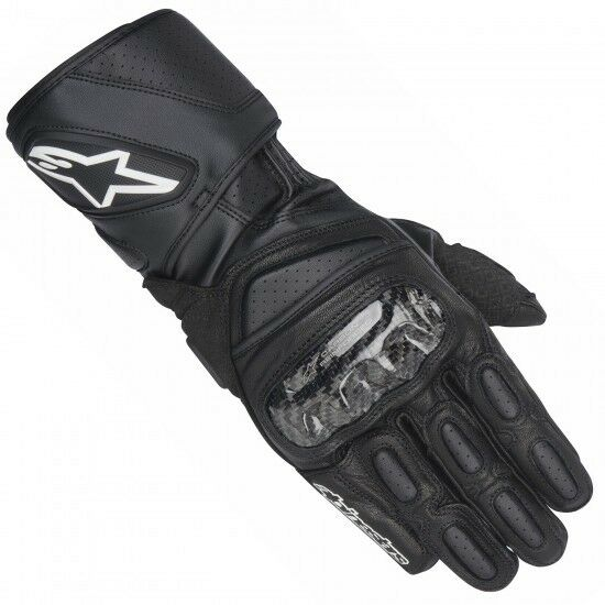 NEU Alpinestars SP-2 Motorrad-Handschuhe schwarz Gr. 3XL = 12  statt 119,95 Euro